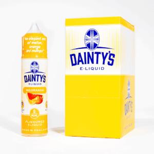 EcoVape Dainty's range Melorango 50ml Shortfill