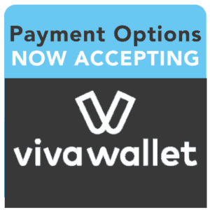 Now accepting payments with Viva Wallet