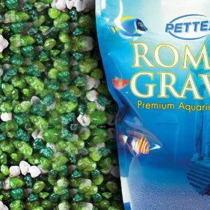 Aquatic Verde Green 4.4lb Aquarium Gravel