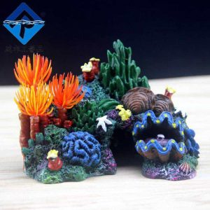 Small Artificial Coral Display
