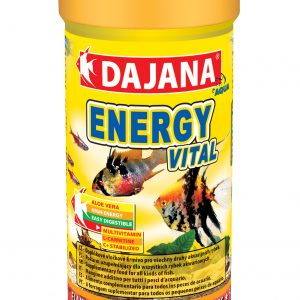 Energy Vital Fish Food 3.4 Fl Oz 100ml 20g