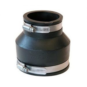 PondH2o Flexible 2'' to 1'' 1/2'' PVC Reducer Coupling