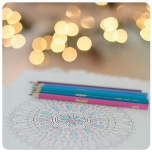 mandala-color-pencils