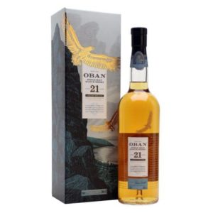 Whisky Oban – 2018 Special Release – 1996 21 Yo