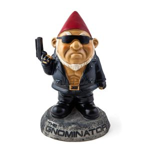 terminator garden gnome