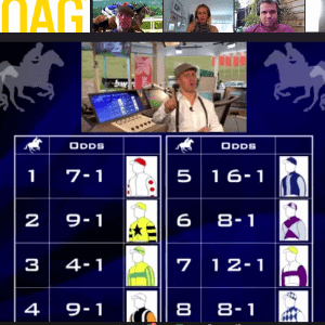 Eventify Virtual Horse Racing Event OAG