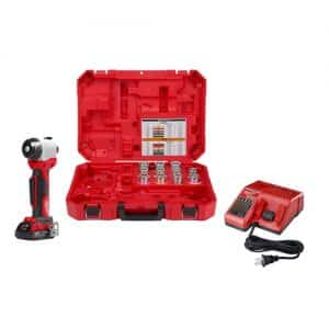 Milwaukee 2935CU-21 M18 Cable Stripper 1.5Ah Kit For Copper THHN / XHHW