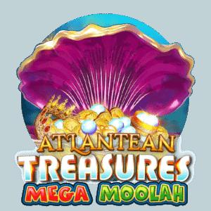 Atlantean Treasures Mega Moolah Jackpot Slot
