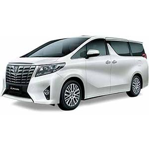 Sewa Rental Mobil Alphard Di Padang