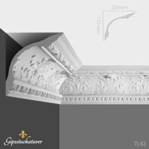 gips-stuckaturer-stockholm-sekelskifte-dekorativa-taklister-taklist--tl42-gipsstuckaturer-se