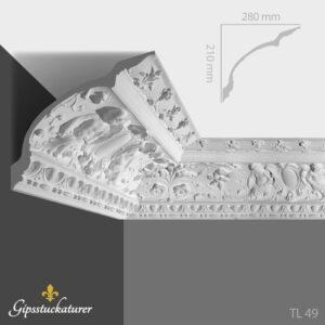 gips-stuckaturer-stockholm-sekelskifte-dekorativa-taklister-taklist-tl49-gipsstuckaturer-se