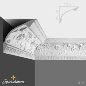 gips-stuckaturer-stockholm-sekelskifte-dekorativa-taklister-taklist--tl63-gipsstuckaturer-se