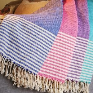 throws, turkish cotton, cotton, Turkish towels
