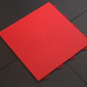 Golvplatta Pro Röd