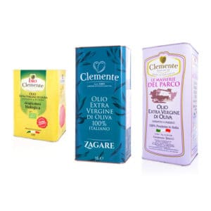 """Bundle Pack Le Tre Regine"" 100% Italiano e Biologico - Fronte"