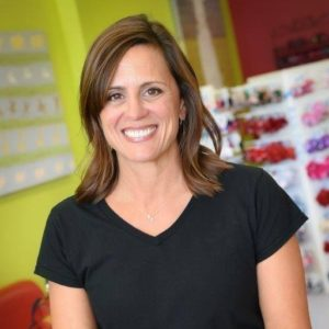 Pigtails & Crewcuts Franchise Owner Jennifer Tribble