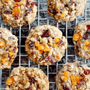 Overnight Oatmeal Cookies {vegan, gluten-free, oil-free}