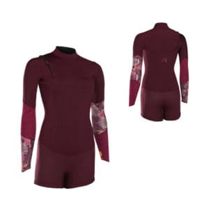 ION WETSUIT MUSE SHORTY LS