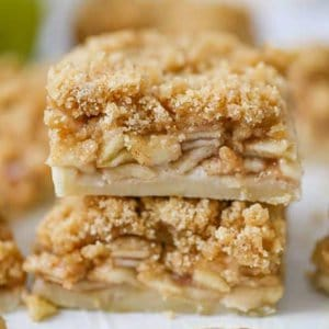 Easy Dutch Crumble Apple Pie Bars
