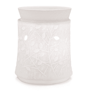 CRYSTAL WOODS WAX WARMER FROM SCENTSY