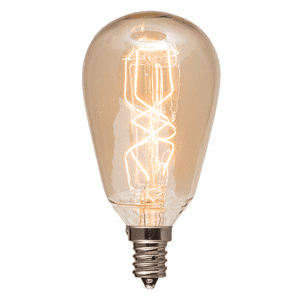 REPLACEMENT EDISON BULB