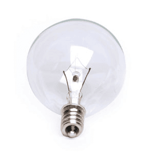 REPLACEMENT 25W/220V LIGHT BULB