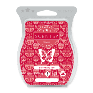 BERRY FAIRY TALE SCENTSY WAX BAR