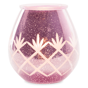 ETCHED LILAC WAX WARMER FROM SCENTSY