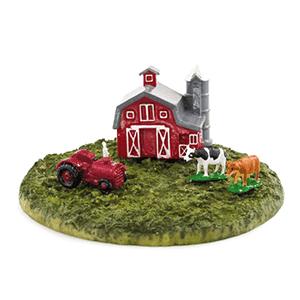 ON THE FARM SCENE