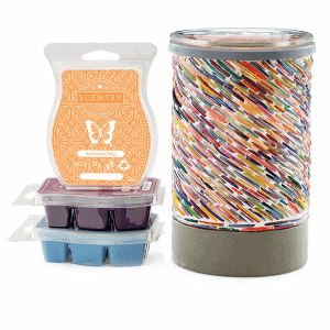 Scentsy System - €66 Warmer
