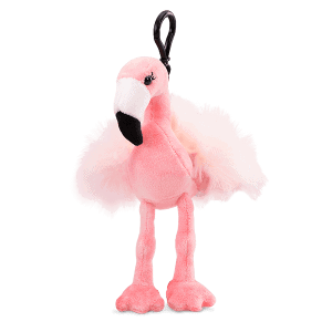 FARAH THE FLAMINGO BUDDY CLIP + CRAZY COCONUT FRAGRANCE