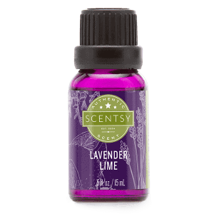 LAVENDER LIME NATURAL OIL BLEND