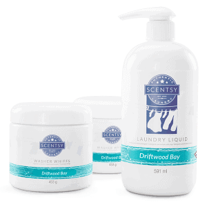 Scentsy Laundry Bundle - Driftwood Bay