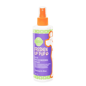 SCENTSY DOG DEODERISING SPRAY  - Oatmeal & Aloe Freshen Up Pup Dog Deodorizing Spray