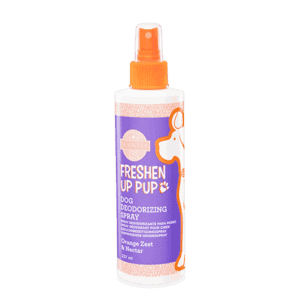 SCENTSY DOG DEODERISING SPRAY - Orange Zest & Nectar Freshen Up Pup Dog Deodorizing Spray