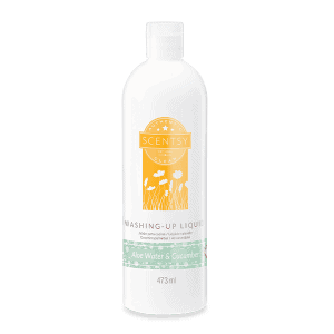 AloeWater Cucumber Scentsy Washing-Up Liquid