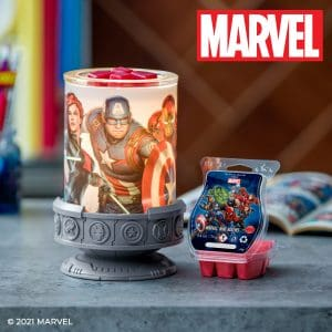 Marvel Scentsy Collection