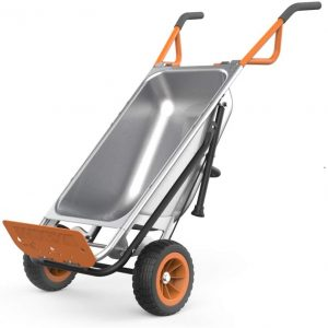 WORX Aerocart Wheelbarrow