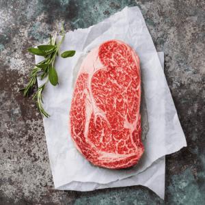 Japanese Wagyu Ribeye Steak