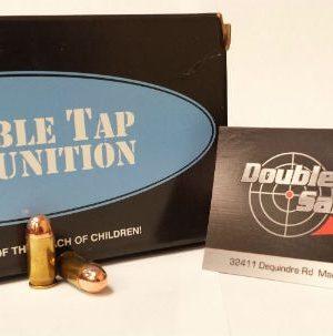 DoubleTap Ammunition 380 ACP 95gr. FMJ (TAP38095)
