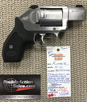 Kimber K6s for sale