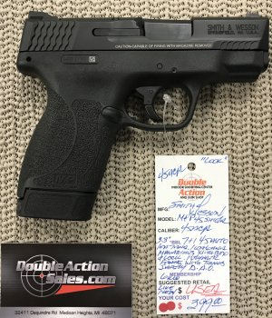 S&W M&P45 SHIELD for sale