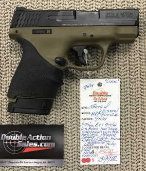 S&W M&P9 SHIELD for sale