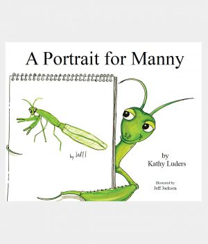 A Portrait for Manny cover