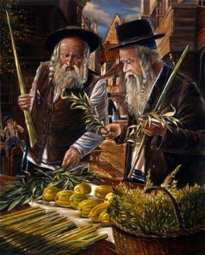 sukkoth painting