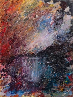 contemporary venice painting