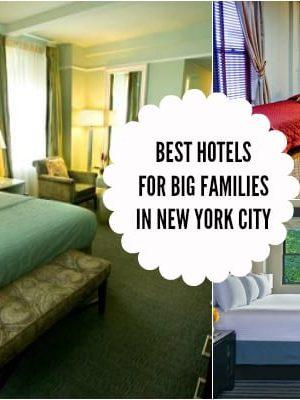best new york family hotel