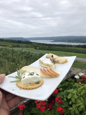 Finger Lakes Winery Restaurants - Dr. Konstantin Frank | Winetraveler.com