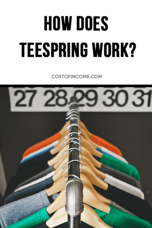 how does teespring work