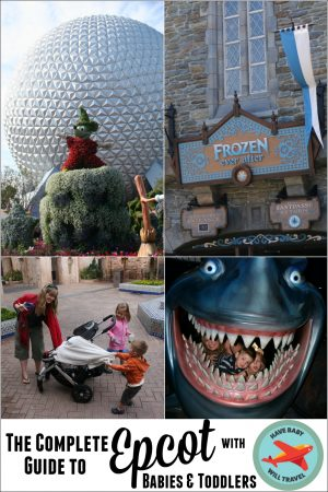 epcot with a baby, epcot with babies, epcot with a toddler, epcot with toddlers, disney's epcot, walt disney world epcot, epcot baby care center